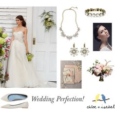 Wedding perfection www.chloeandisabel.com/boutique/ciaosterhouse