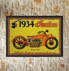 poster moto 5 - 30x40cm