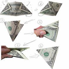 Доллар-магнит для денег -