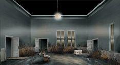 Rusalka at Goteborg Opera design by Lars-Ake Thessman