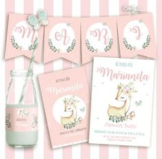 Kit Animalitos de la Granja Nena. Imprimible Personalizable Kissing In The Rain, Anime Figurines, Handwritten Letters, Love Can, Letter Writing, Say Hi, Bambi, Taking Pictures, Cool Things To Make