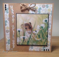 Pollyanna Pickering British Wildlife crafting CD