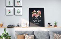 配色選びに困ったら確認したい、色の組み合わせ用チートシート The Ultimate Combinations Cheat Sheet - PhotoshopVIP Ad Design, Graphic Design, Poster Frames, Color Pallets, Mockup, Gallery Wall, Photoshop, Black And White, Home Decor