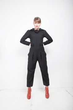 Eleganter Overall von m.a.p.h.i.a - Modeatelier auf DaWanda.com