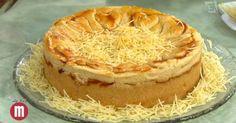 Torta de frango - TV Gazeta