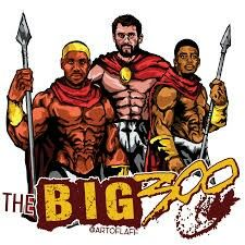 The Big 300  LeBron James Kevin Love Kyrie Irving wow ;)