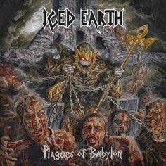 Its Electric: Iced Earth - Plagues Of Babylon  Grande álbum!