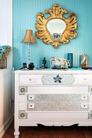 Turquoise-and-Gold-Bedroom