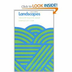 Landscapes: Selected Writings of J. B. Jackson: 9780870230721: Social Science Books @ Amazon.com