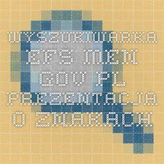 wyszukiwarka.efs.men.gov.pl - prezentacja o znakach Men