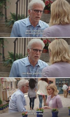The Good Place...more like The GREAT Place!!!!!!