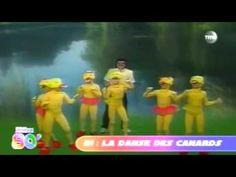 LA DANCE DES CANARDS [FAN ANNEE 80s] - YouTube