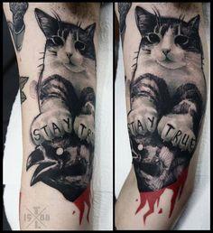 Redberry Tattoo Studio Wrocław #tattoo #inked #ink #wroclaw #warszawa #tatuaz #gdansk #redberry #katowice #poland #krakow #berlin #abstract #graphic #surreal #surrealizm #black #bird #ptak #kot #cat #timur #lysenko #sketch