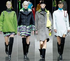 New York Fashion Week Fall 2015 | ... Wang Fall/Winter 2014-2015 Collection – New York Fashion Week
