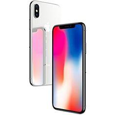 Apple iPhone X, GSM Unlocked 5.8″, 256 GB