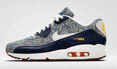 b62e74842 Trendy Ideas For Women s Sneakers   Liberty x Nike Sportswear Blue Recall  Pack (Spring