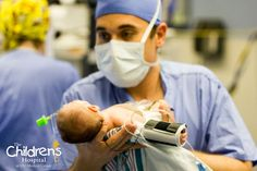 Newborn conjoined twins were successfully separated by a team of physicians, nurses, technologists and staff at The Children's Hospital at OU Medical Center Wednesday.