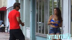 VitalyzdTV – How To Get Girls To Kiss You Using Three Simple Questions (3 Clips)