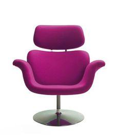 Tulip Chair by Pierre Paulin