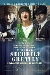 Subtitles for Secretly, Greatly (2013) watched