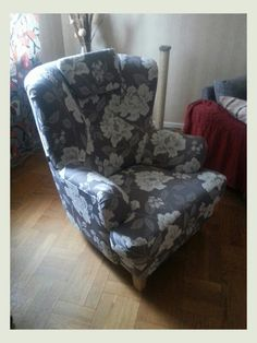 My BEAUTIFUL armchair