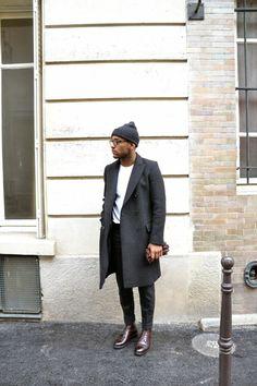 035650cc5cac Les tendances chez le manteau long homme en 48 photos! Manteau Homme  ZaraManteau Gris ...