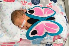 NICU Babies Receive Adorable Handmade Costumes For Halloween