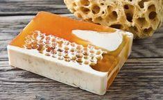 Sabonete de própolis anti-acne