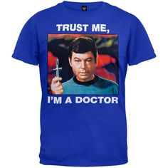 Star Trek - Trust Me T-Shirt