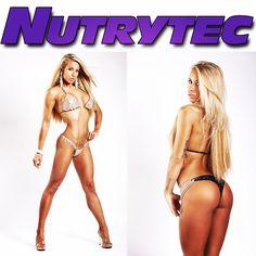 Nueva Incorporación al equipo Nutrytec!! CHRISTY REPETTO. Competidora de Bikini Fitness