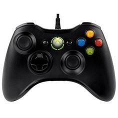 [.frio / Extra] Controle com fio Xbox 360 - R$ 127,90 em até 3x [ ESGOTADO ]