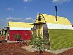 Parabaloid shack