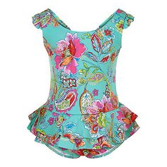 Monsoon Blue Baby Cosima swimsuit   Debenhams