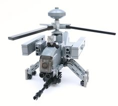 Lego fighter copter