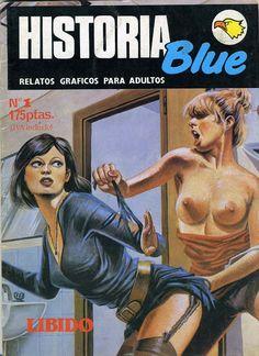 Historia Blue 1-3 Comix