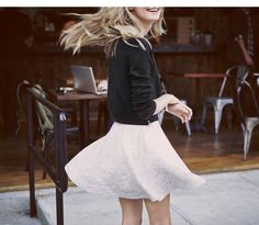 falda+sudadera