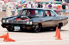 Pro Street Mopars | Roadkill: The Ultimate Pro Touring Plymouth Road Runner ...