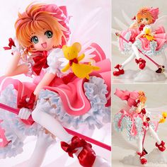 AmiAmi [Character & Hobby Shop]   ARTFX J - Cardcaptor Sakura: Sakura Kinomoto 1/7 Complete Figure(Preorder)