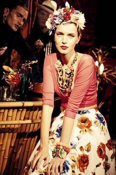 1950's havana fashion - Google Search