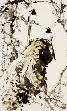 孙其峰 Sun Qifeng(1920-2005)