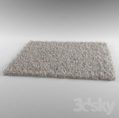 3d models: Other decorative objects - carpet