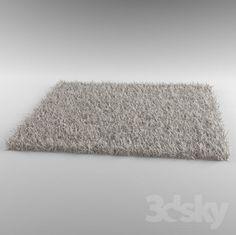 3d models: Other decorative objects - carpet
