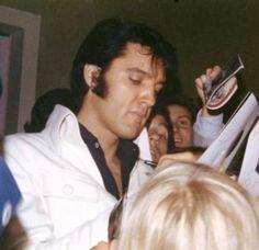 Priscilla Presley Elvis Chuck Berry Graceland