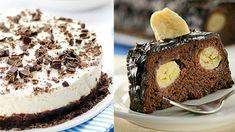 Ha minden egyes nap lehetne csokis sütit enni, mi akkor sem fogynánk ki a receptekből. Most két szuper süteményt hoztunk a hétvégére, amit minden csokirajongónak érdemes kipróbálnia. Nap, Minden, Tiramisu, Ethnic Recipes, Food, Essen, Meals, Tiramisu Cake, Yemek