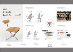 reader by Johnny Chu - issuu Interior Design Presentation, Architecture Presentation Board, Presentation Layout, Product Presentation, Design Café, Chair Design, Layout Design, Furniture Design, Furniture Logo