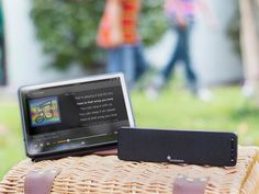 Experience Sonic Perfection. Impossibly High-Quality Sound, Unbelievably Slim Package.