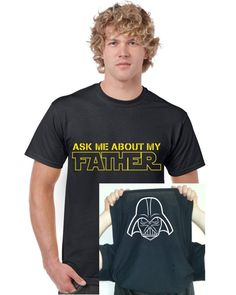 ce4682523 Ask me about my Father Vader Flip T-shirt. SeriousKillers.com · Flip Tees