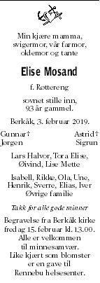 Elise Mosand Dødsannonse Sheet Music, Math Equations, Music Score, Music Charts, Music Sheets