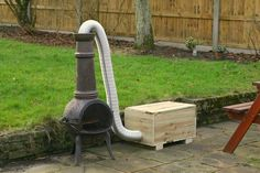 Wood Cold Smoker Plans PDF Plans