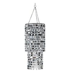 Wall Pops Ready-to-Hang Bling Chandelier